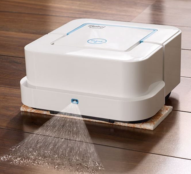 The Braava jet® Mopping Robot