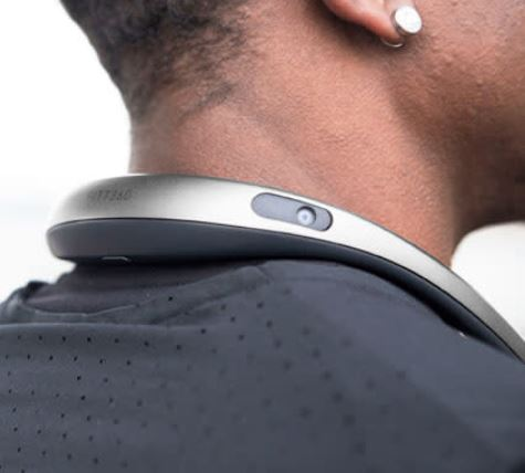 FITT360 The First 360 Neckband Wearable Camera