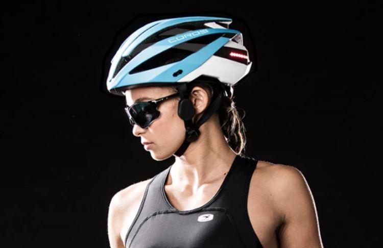 OMNI - The Smartest Safe Cycling Helmet