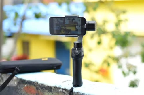 Freevision VILTA-M - Smartphone Video Stabilizer