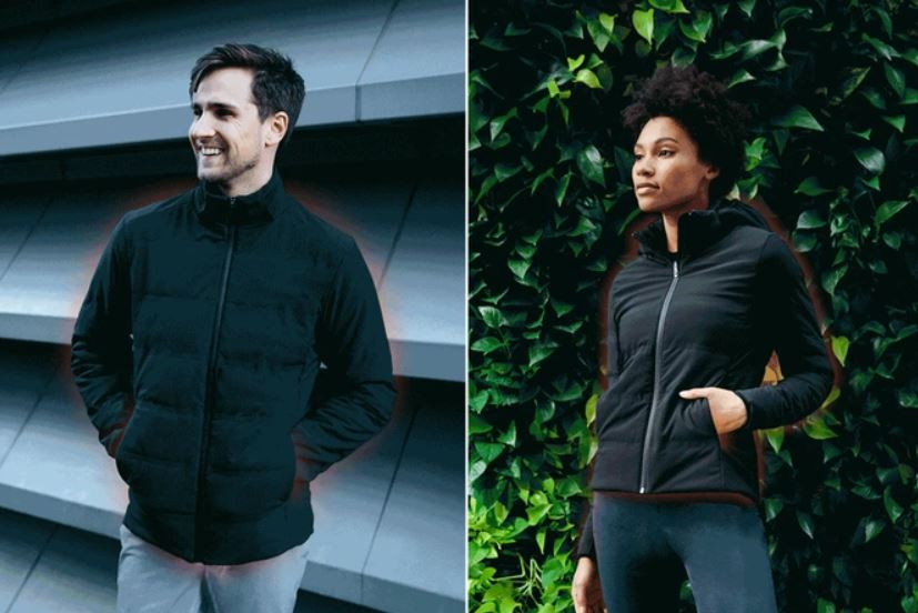 Mercury Jacket: The First Intelligent Heated Jacket