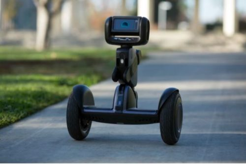Loomo: Mini Transporter Meets Robot Sidekick