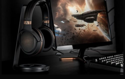 Mobius: Immersive Cinematic 3D Audio Headphone