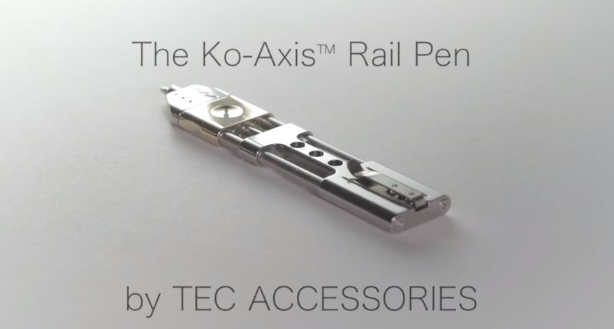 Ko-Axis™ Rail Pen