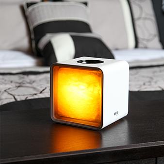 Zencube: The coolest, healthiest, smart lamp