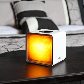 Zencube: The coolest, healthiest, smart lamp
