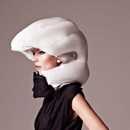 Hövding Wearable Airbag for Cyclists