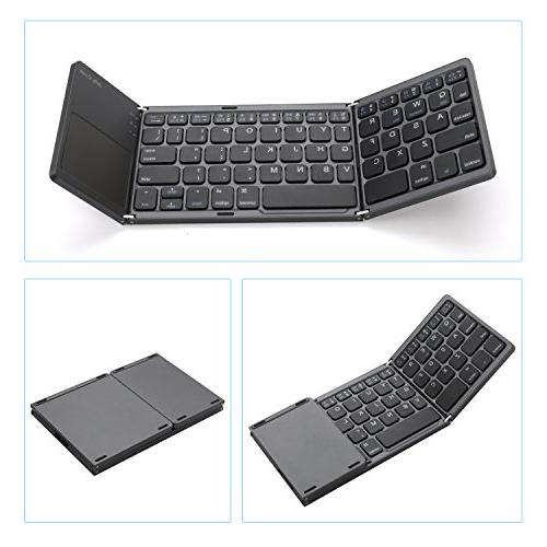 Jelly Comb Pocket Size Portable Mini BT Wireless Keyboard