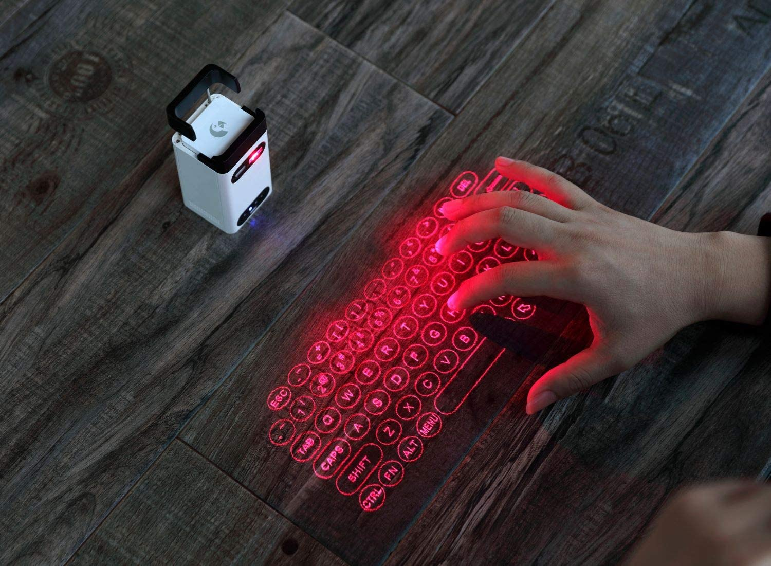 Bluetooth Virtual Keyboard
