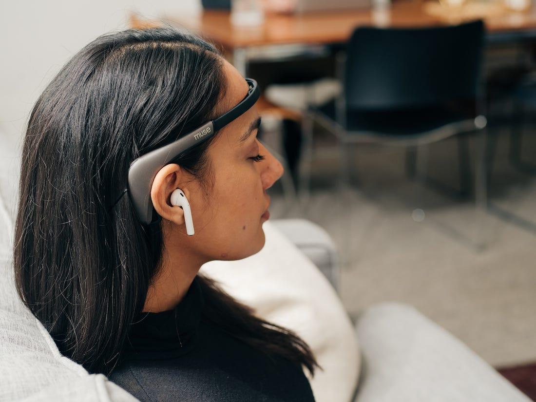 Muse 2 Meditation Headband