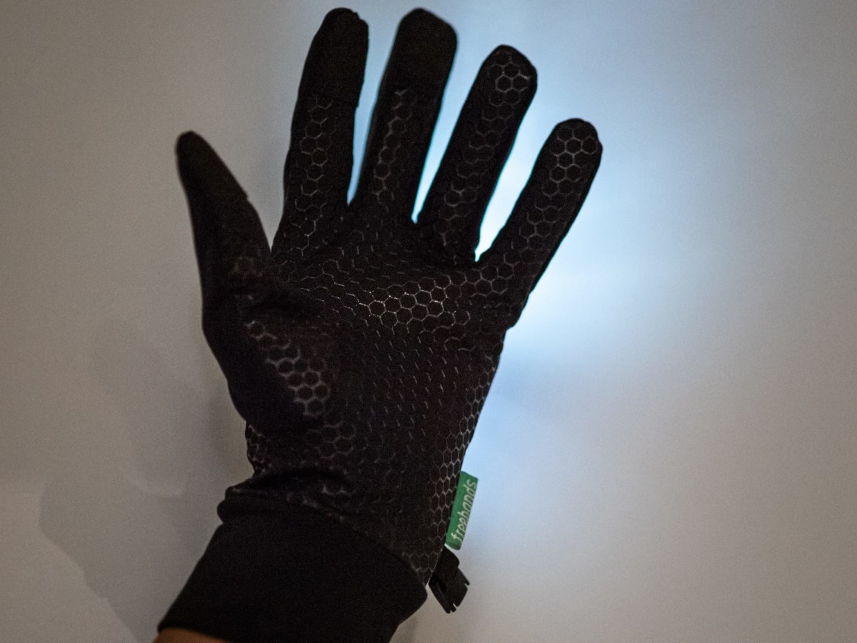 Light Up Running Glove