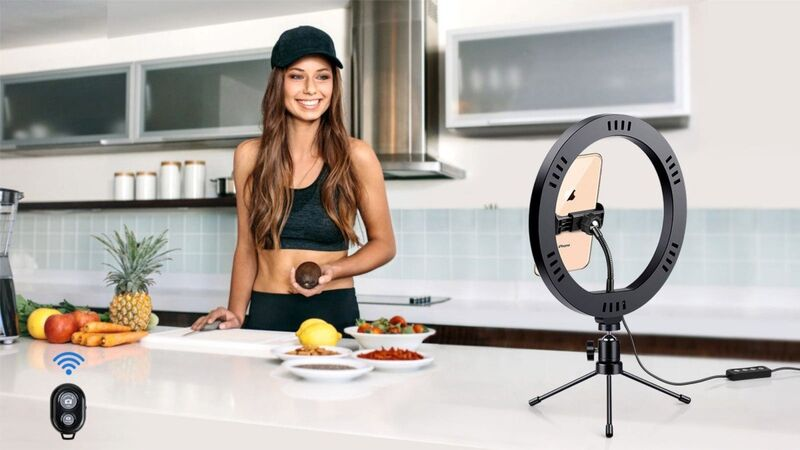 MOSFiATA Selfie Ring Light