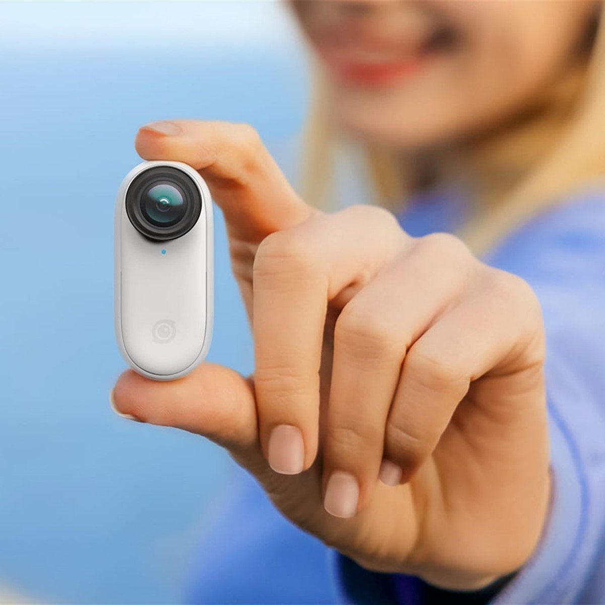 Insta360 GO 2 Miniature Action Camera