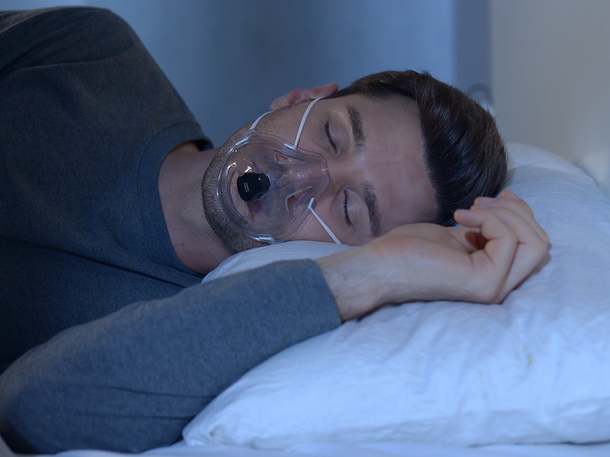 Snore Circle Sleepbreathe Sleep Breathing Monitor
