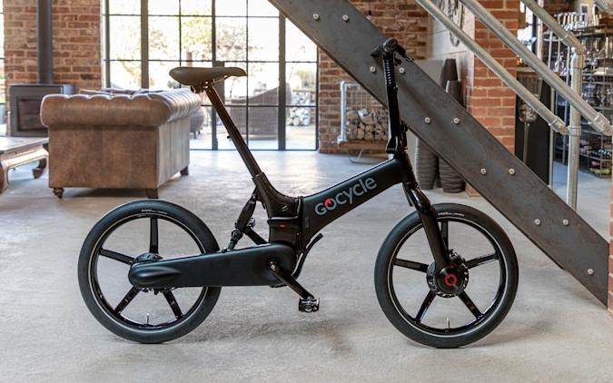 GoCycle G4 Foldable eBike