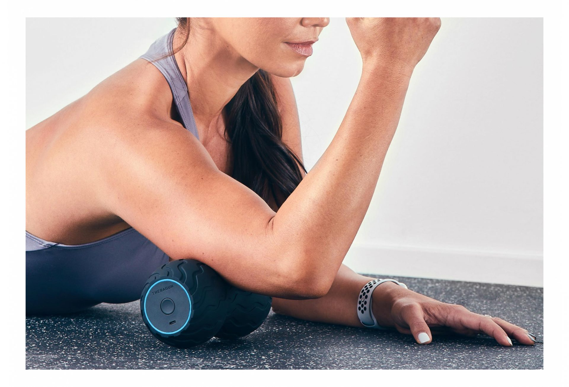 Therabody Wave Duo Smart Fitness Roller