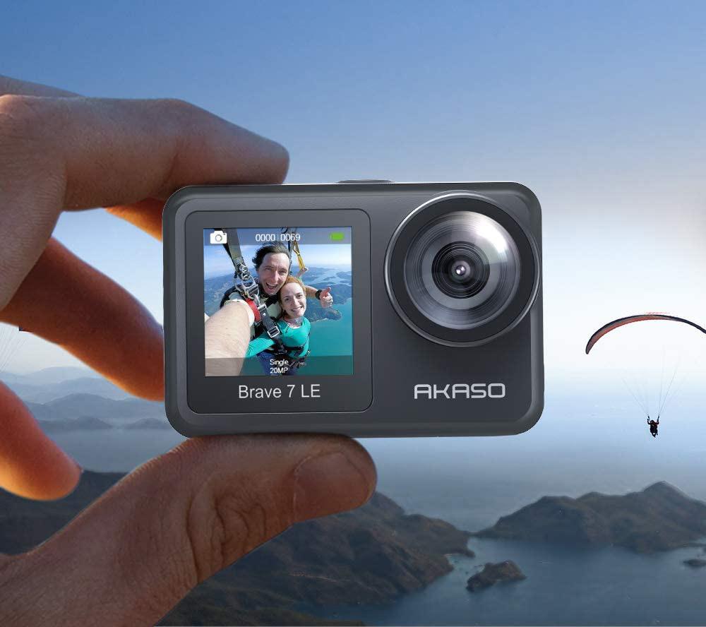 AKASO Brave 7 LE Weatherproof Action Camera