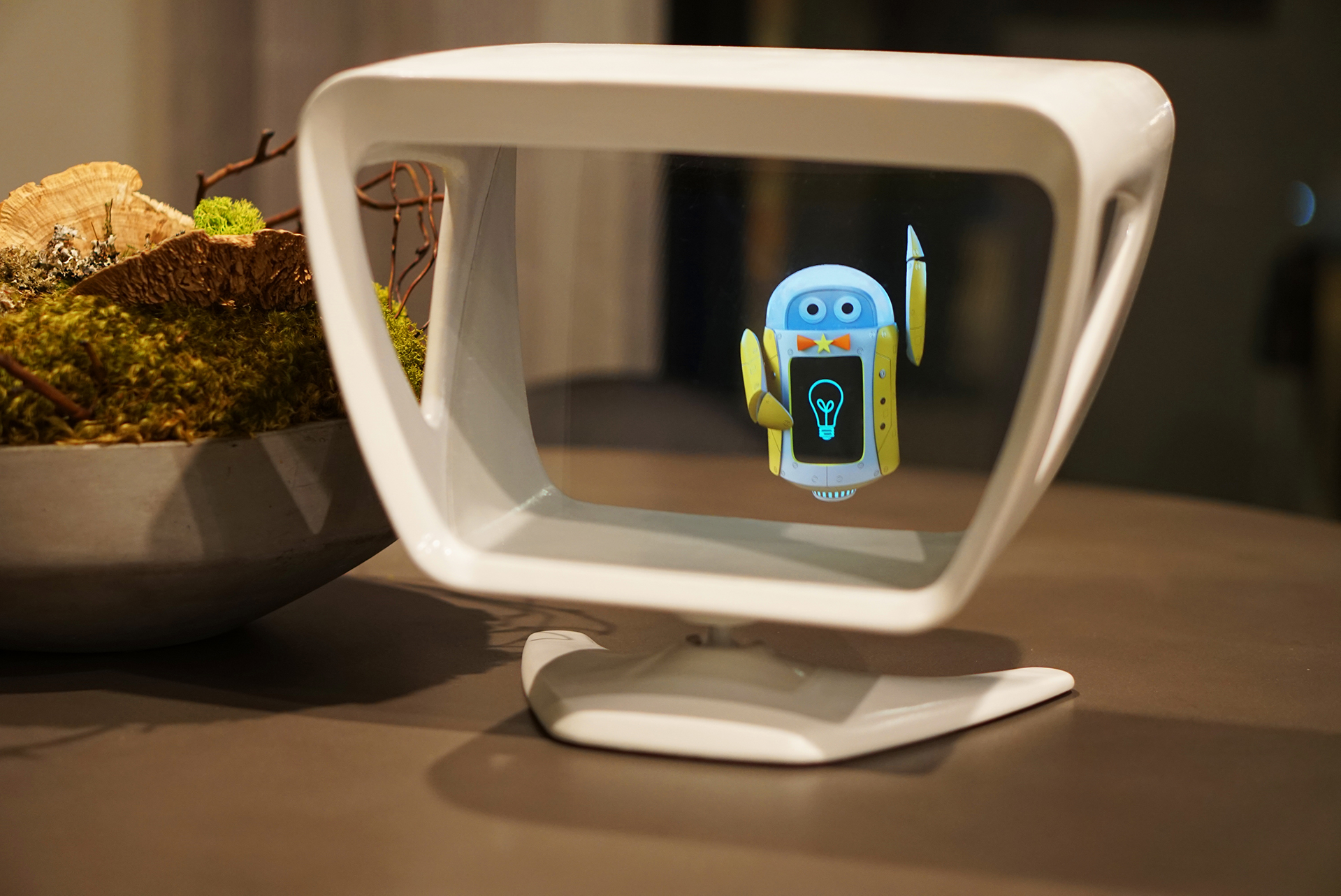 Sidekicks.ai: Holographic AI Companions