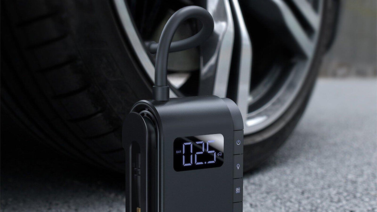 Baseus Tire Inflator Portable Air Compressor