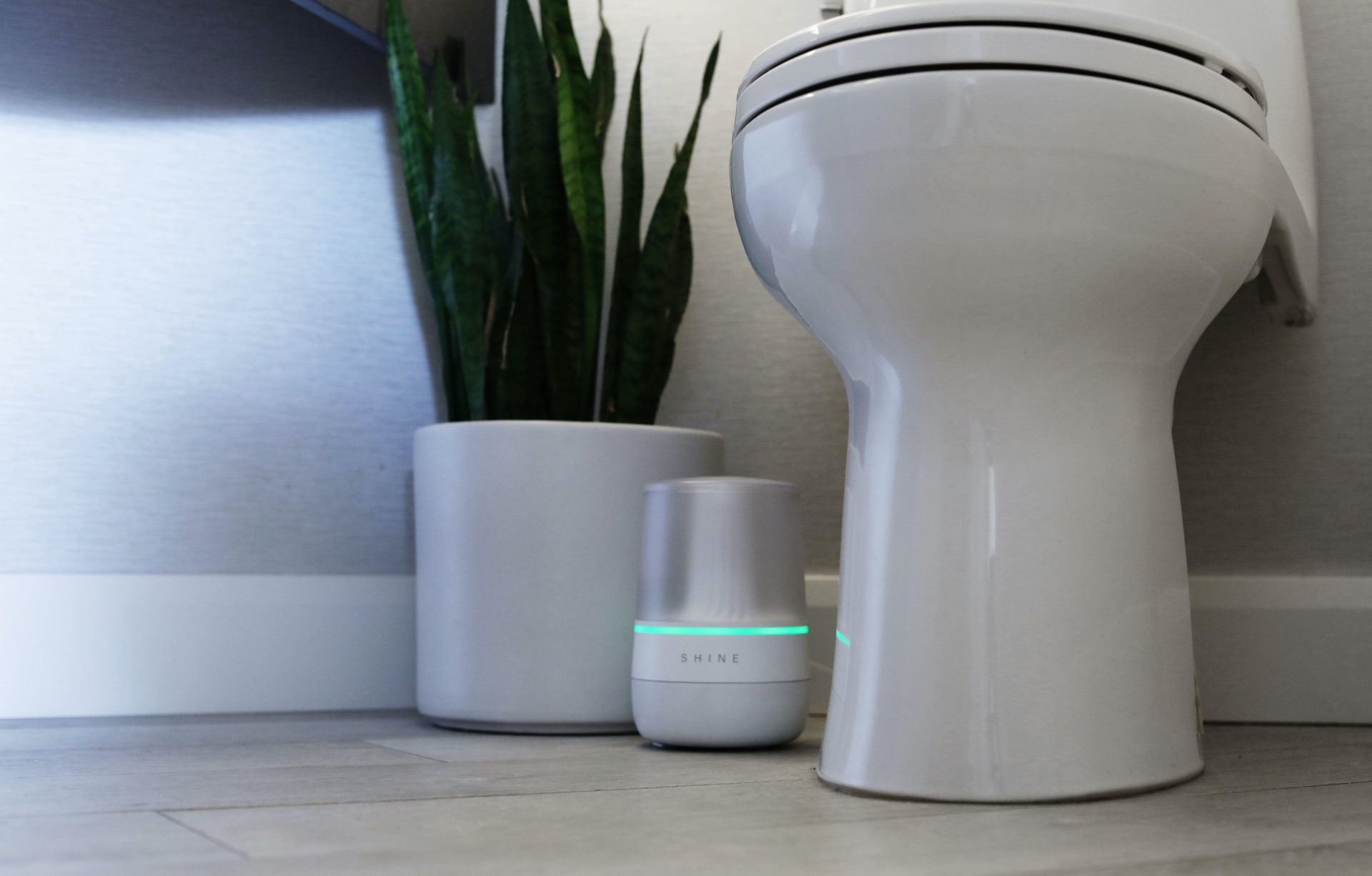 Shine Bathroom Automatic Toilet Cleaning System